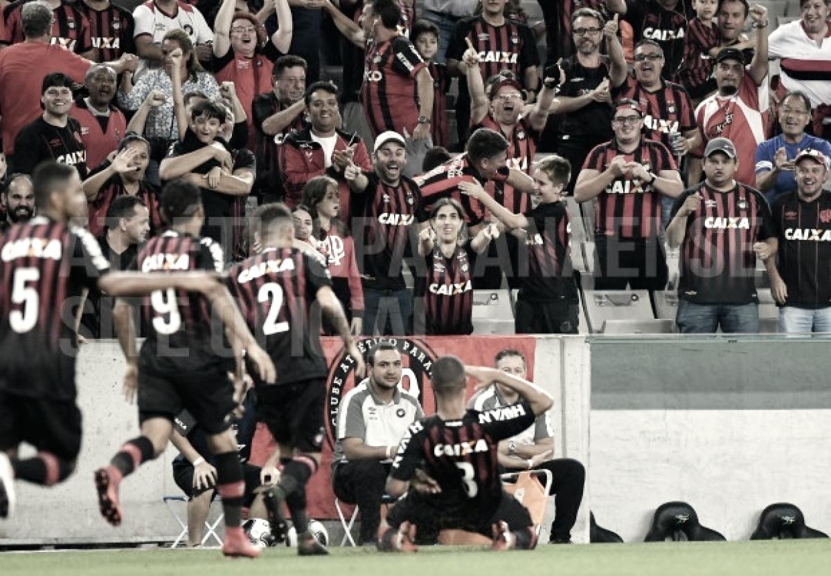 Zé Ivaldo decide, Atlético-PR conquista Taça Caio Júnior e está na final do Paranaense