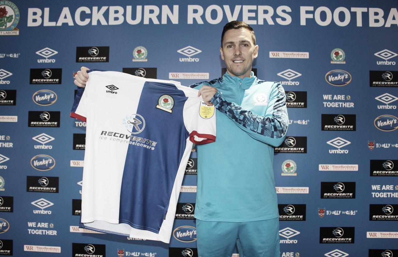 Craque de volta: Blackburn Rovers confirma retorno do meia Stewart Downing