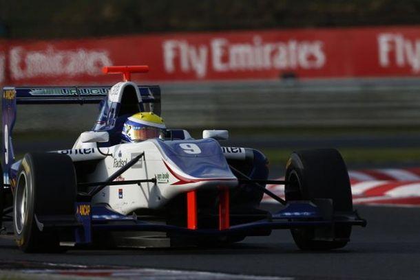 GP3 SERIES: Urrutia 12º en Hungría