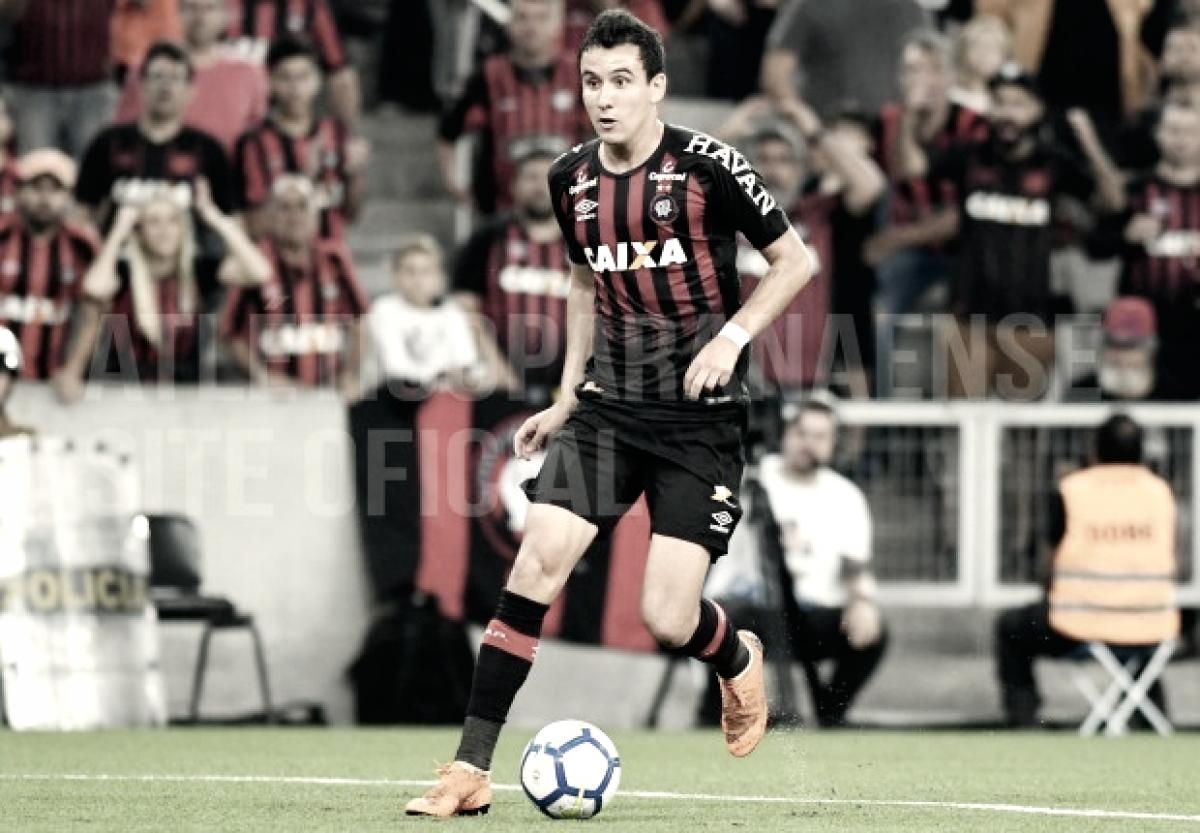 Notas: Pablo e Guilherme foram fatores primordiais para vitória do Atlético-PR na Copa do Brasil