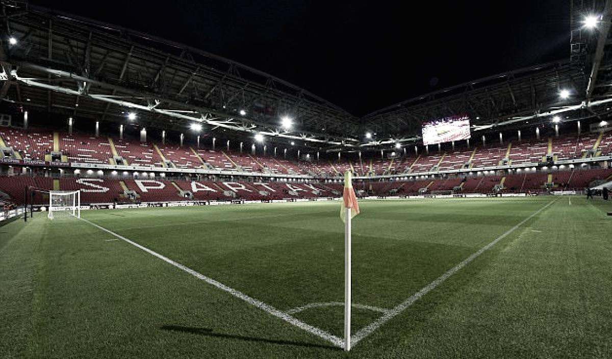 Otkrytie Arena, el estadio donde debutará Argentina