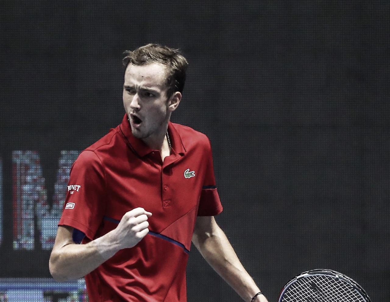 Sobrando, Medvedev atropela Coric e conquista o ATP 250 de São Petesburgo