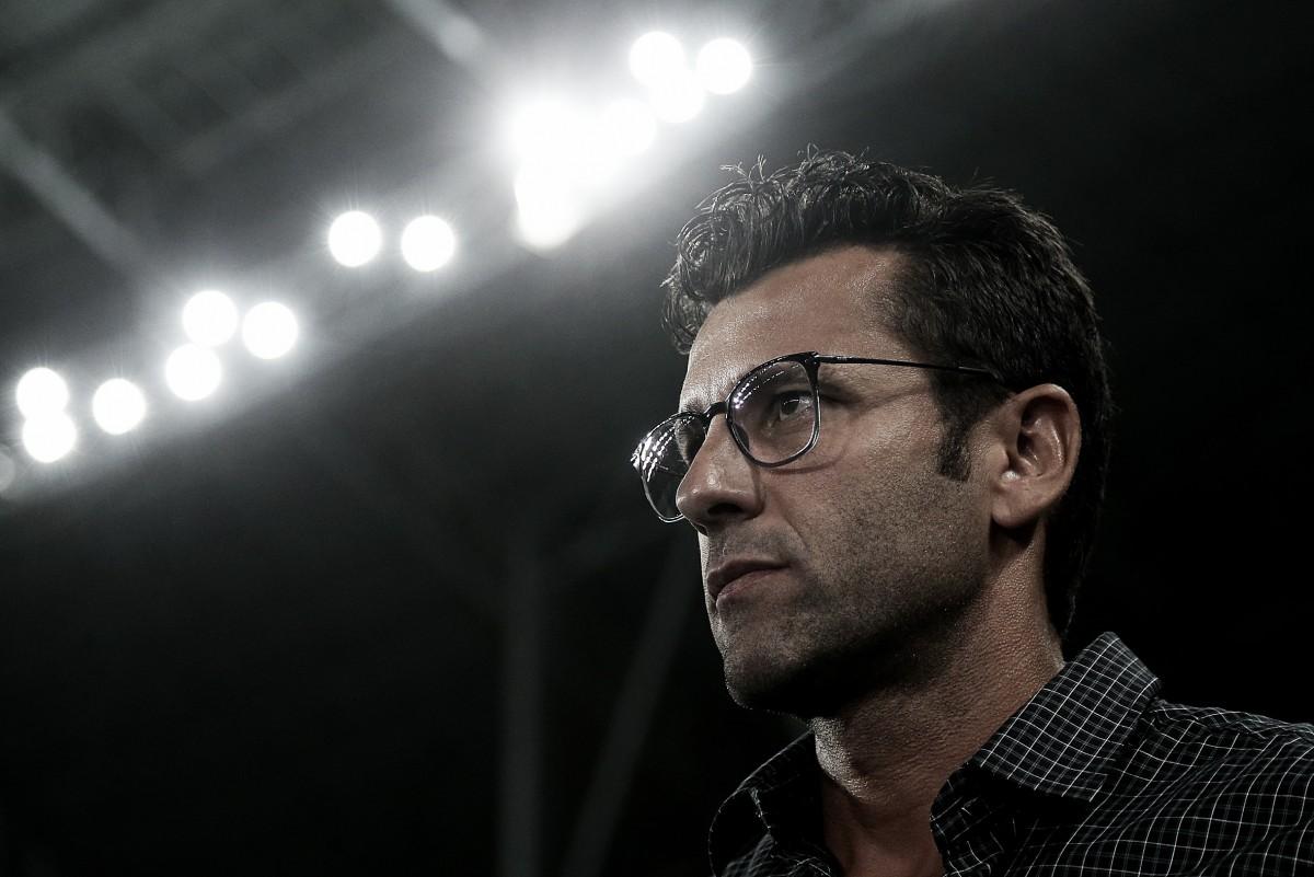 """De olho em vaga nas semifinais, Valentim projeta clássico contra Vasco: """"É uma decisão"""""""