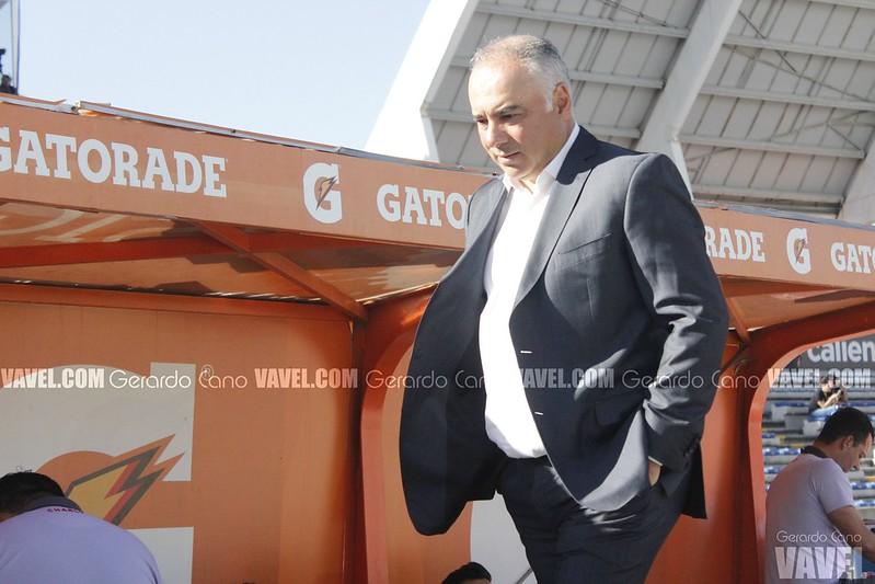 Necaxa oficializa la salida de Guillermo Vázquez