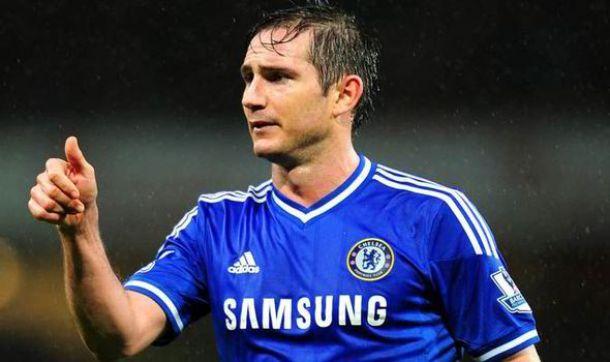 Franck Lampard quitte Chelsea !