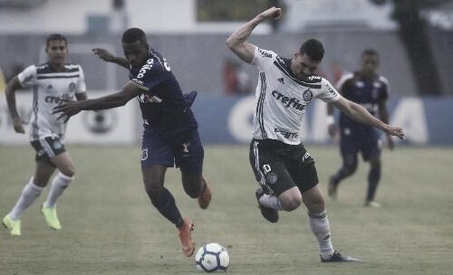 """Moisés exalta empate do Palmeiras, mas alerta: """"Precisamos ter tranquilidade"""""""
