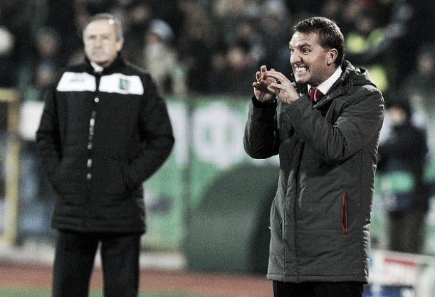 """Brendan Rodgers: """"Nuestro destino está en nuestras manos"""""""