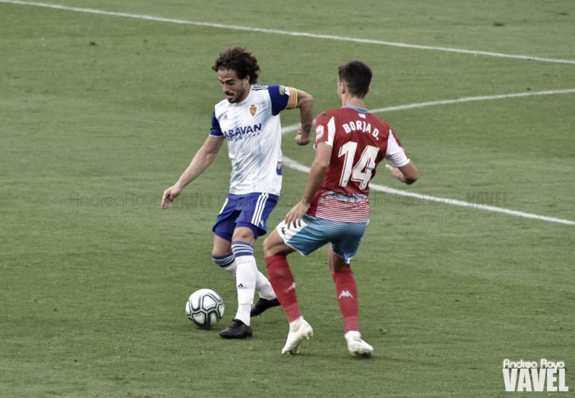 Las claves del Real Zaragoza-Lugo, un partido a trompicones
