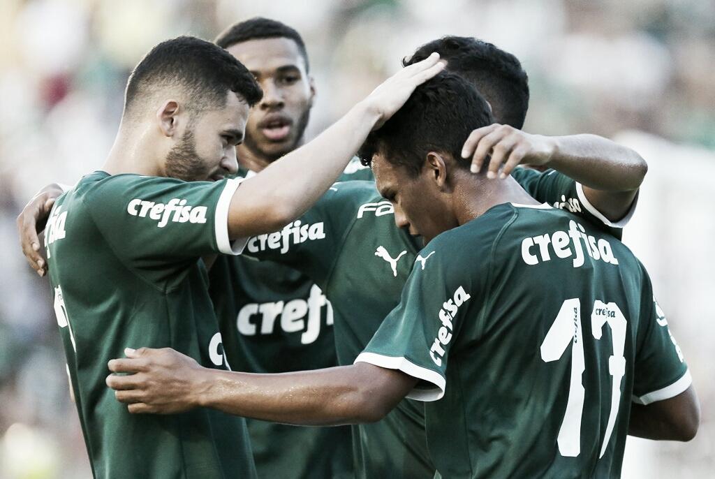 Palmeiras goleia Galvez e se classifica para oitavas de final da Copa São Paulo