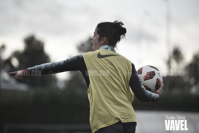 Planning de pretemporada del Barça Femenino