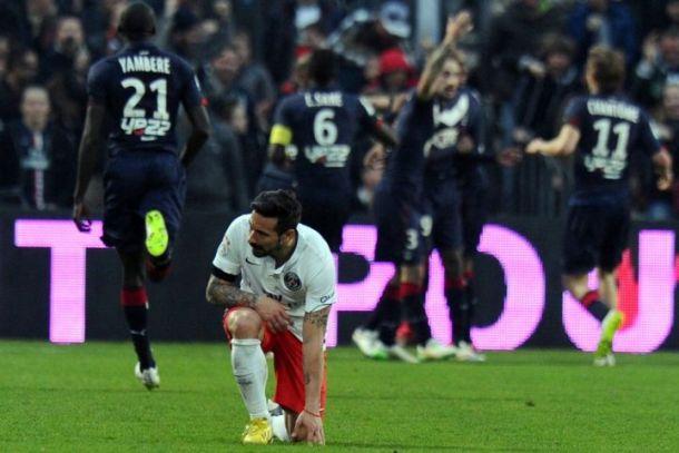 La Champions pasa factura al PSG