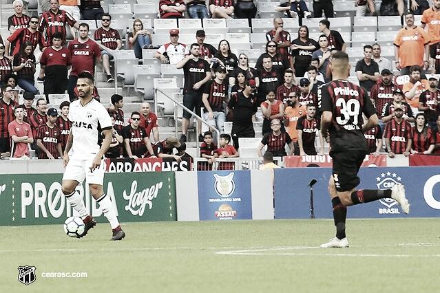 Gol e melhores momentos de Athletico 1x0 Ceará pelo Campeonato Brasileiro de 2019