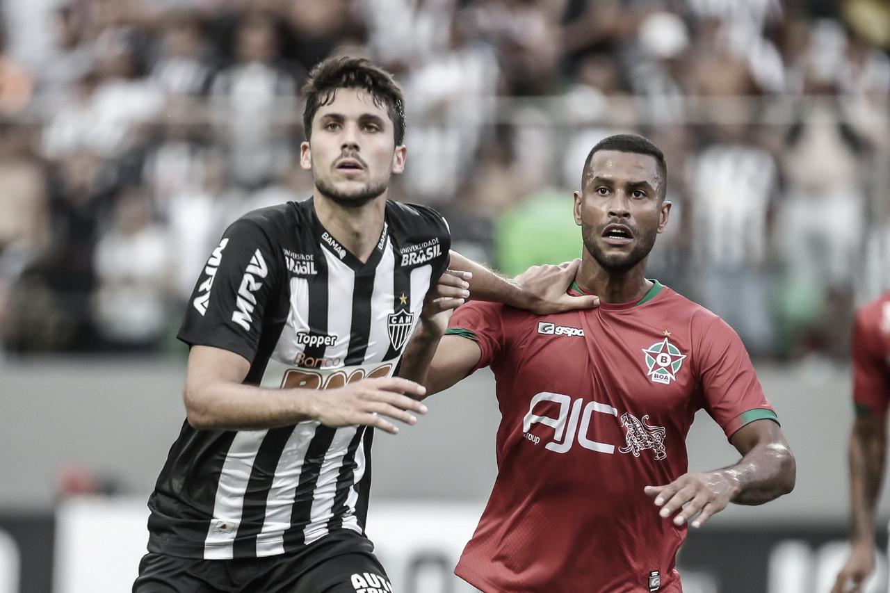 Buscando surpreender, Boa Esporte recebe Atlético-MG na semifinal mineira