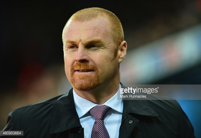 "Dyche: ""We know it's a decent start and it gives us a real good base to build from"""