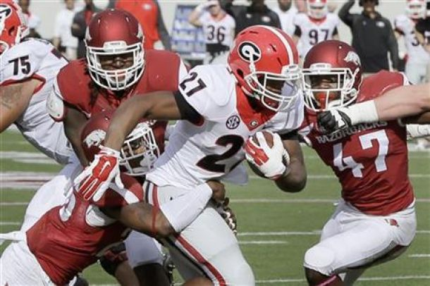Way Too Early 2015 College Football Preview: Running Backs