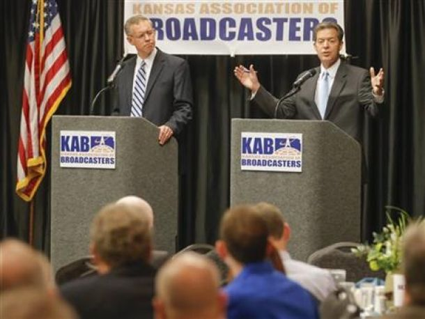 Brownback to Win Again in Kansas Gubernatorial Race; Roberts Retains Senate Seat