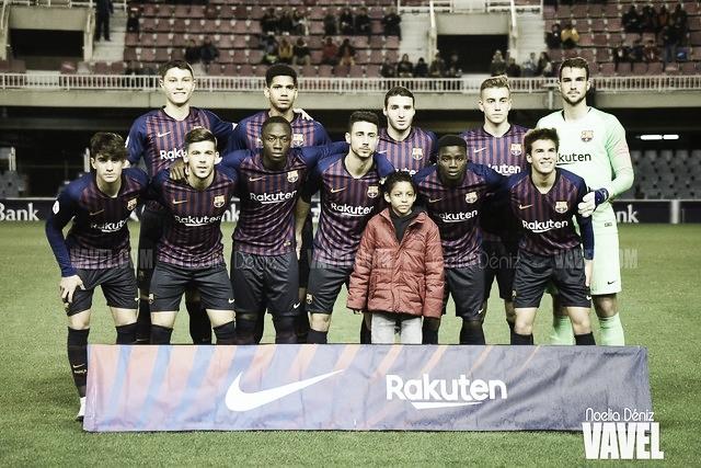 Horarios de los próximos partidos del Barcelona B