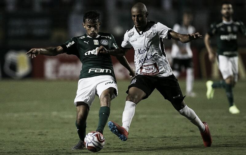 Teste de alto nível: Bragantino e Palmeiras se enfrentam pelo Paulistão