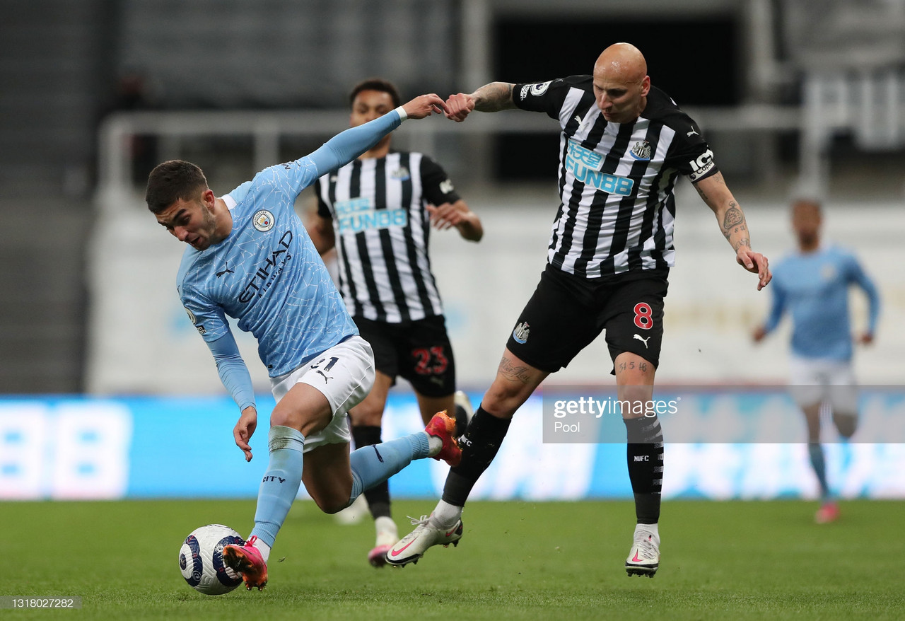 The Warm Down: Newcastle United narrowly beaten by champions in Friday night thriller