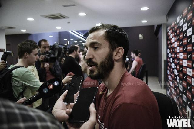 """Pau Ribas: """"Si estamos bien en defensa seremos capaces de todo"""""""