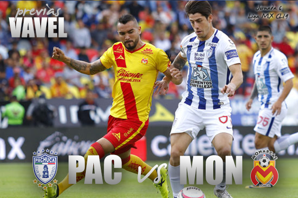 Previa Pachuca vs Monarcas: urgidos de puntos