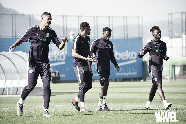 Jornada de descanso para el Barça B
