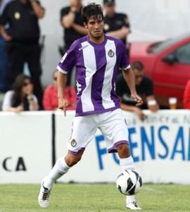 Marc Valiente, blanquivioleta hasta 2016