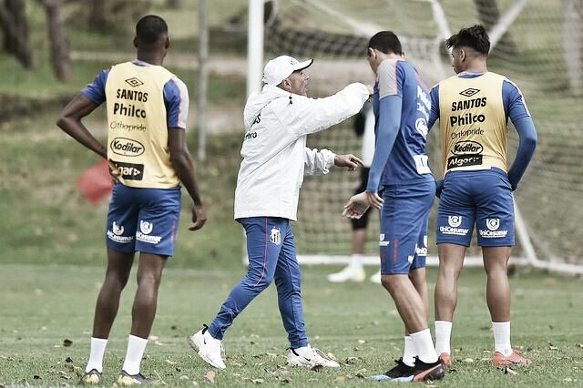 Santos estreia na Sul-Americana em confronto inédito contra River Plate-URU