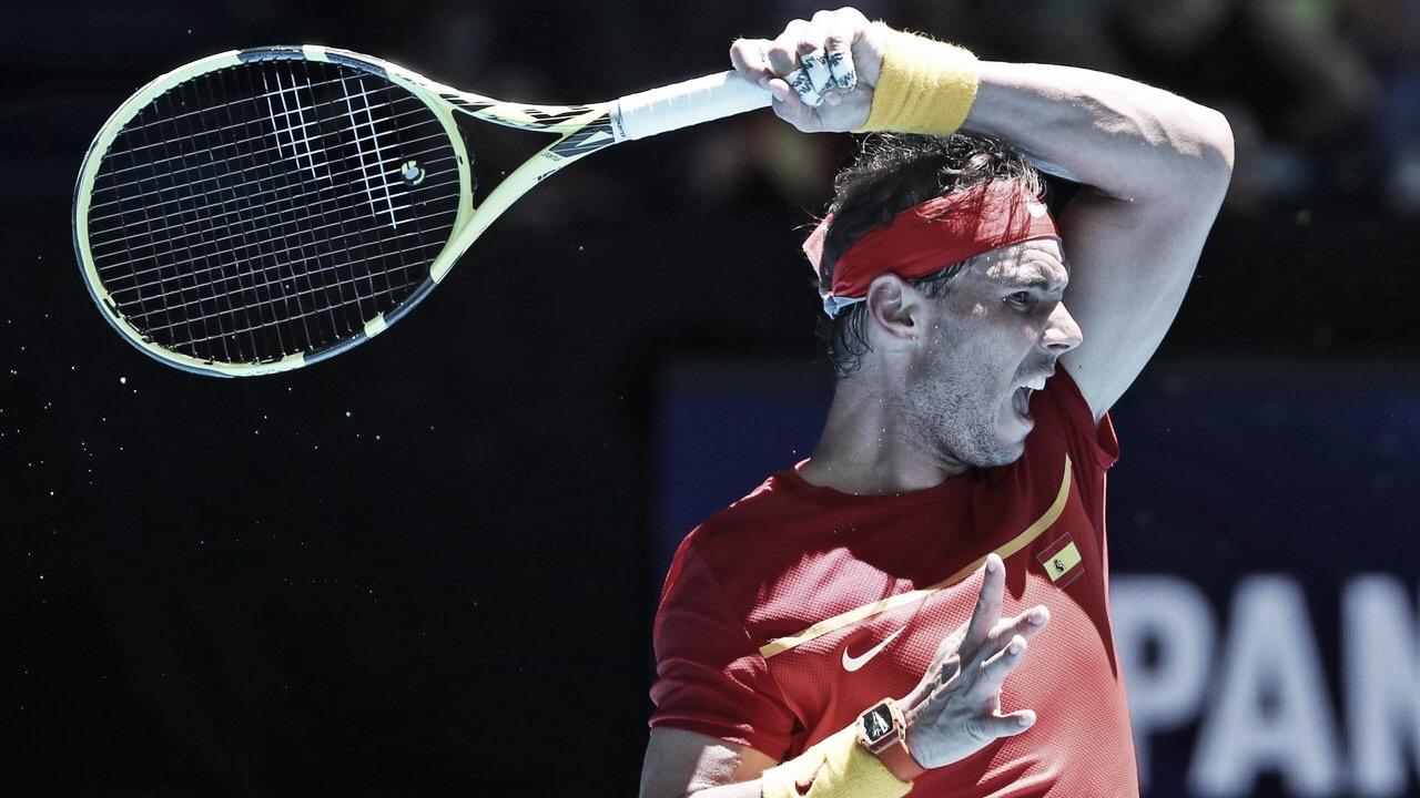 Espanha e Sérvia avançam com 100% de aproveitamento na ATP Cup; veja os duelos das quartas