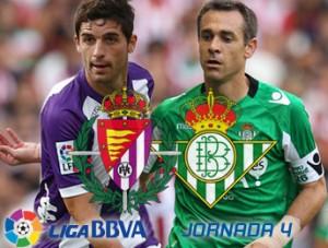 Real Valladolid - Betis: victoria para volver al buen camino