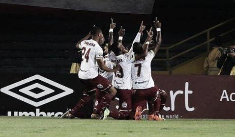 Análisis: Deportes Tolima sacó ventaja en la ida de los cuartos de final ante Santa Fe