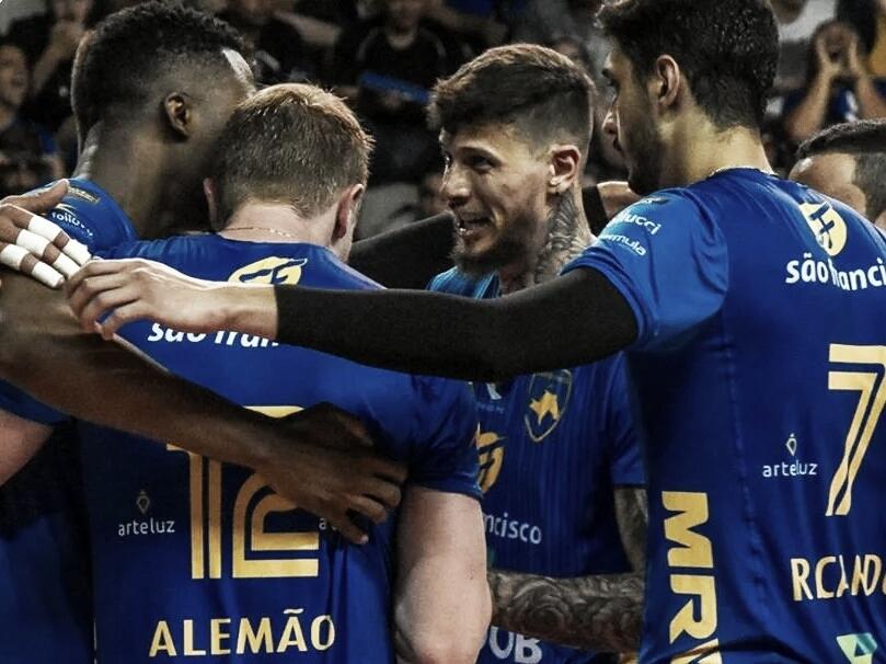 Vôlei Ribeirão vence segunda consecutiva e afunda Corinthians na Superliga