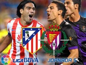 Atlético de Madrid - Real Valladolid: Los pucelanos buscan asaltar el Calderón