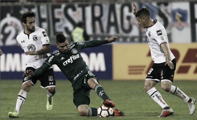 Palmeiras encara Colo-Colo para sacramentar classificação à semifinal da Libertadores
