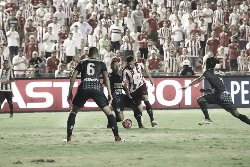 Gols e melhores momentos de Salgueiro x Náutico no Campeonato Pernambucano (1-2)