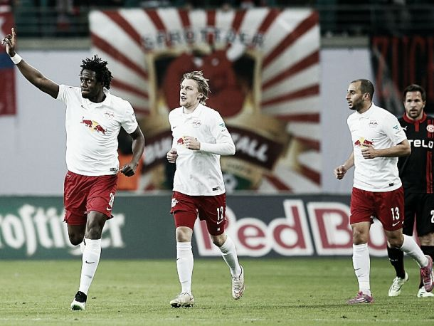 RB Leipzig 3-1 Fortuna Düsseldorf: Die Bullen deservedly earn all three points