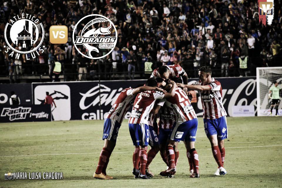 Precios boletos y fechas de venta: Atlético de San Luis - Dorados