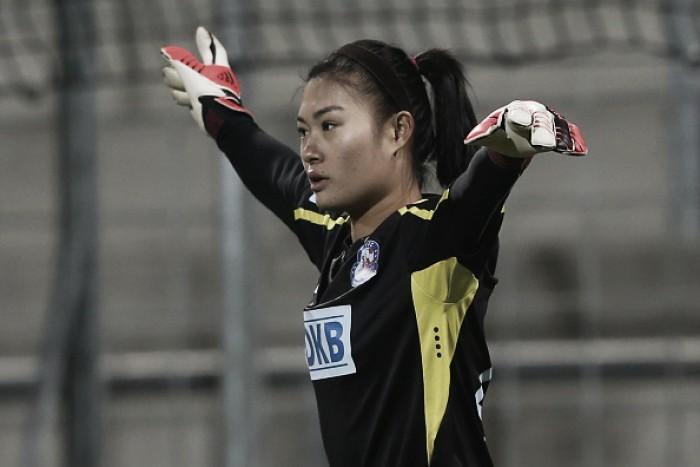 Equipe feminina do Bayern anuncia contratação da goleira chinesa Wang Fei