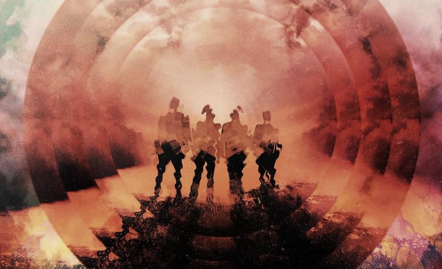 Los Unidades es la nueva identidad de Coldplay