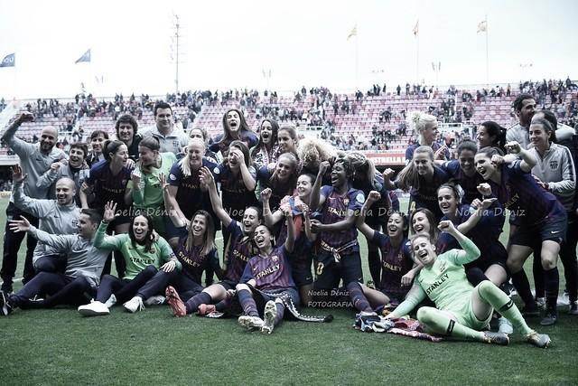 Barça Femení: gladiadoras de sueños