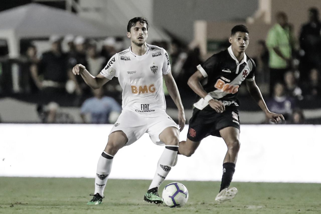Atlético-MG recebe Vasco visando segunda vitória consecutiva