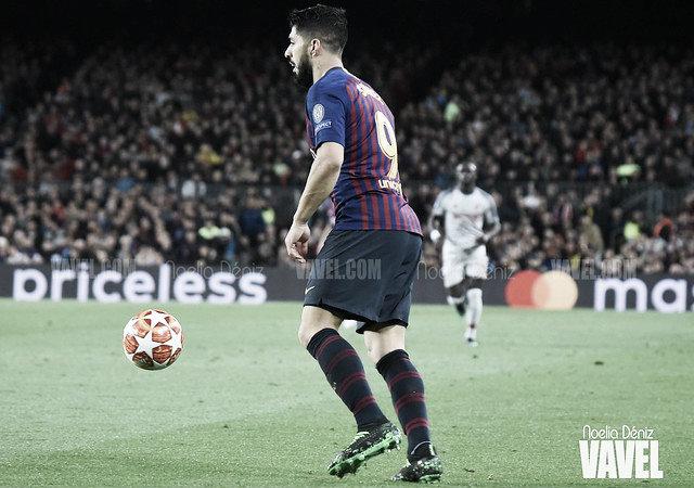 Luis Suárez cumple 250 con el FC Barcelona