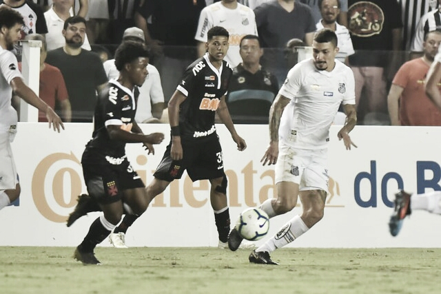Em desvantagem, Vasco recebe Santos tranquilo pela quarta fase da Copa do Brasil