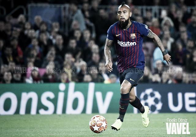 Arturo Vidal: victoria y susto con Chile