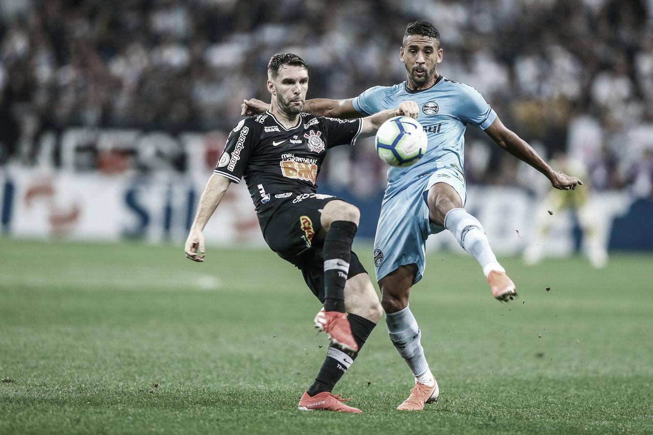 Melhores momentos de Grêmio 0 x 0 Corinthians pelo Brasileirão