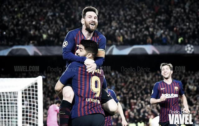 Leo Messi consigue ser el máximo goleador de la Champions League 18/19