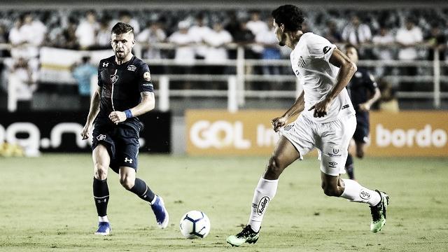 Gols e melhores momentos de Fluminense 1 x 1 Santos no Campeonato Brasileiro 2019