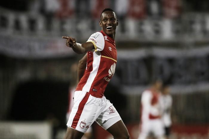 Palmeiras acerta a contratação do zagueiro colombiano Yerry Mina, ex-Santa Fe