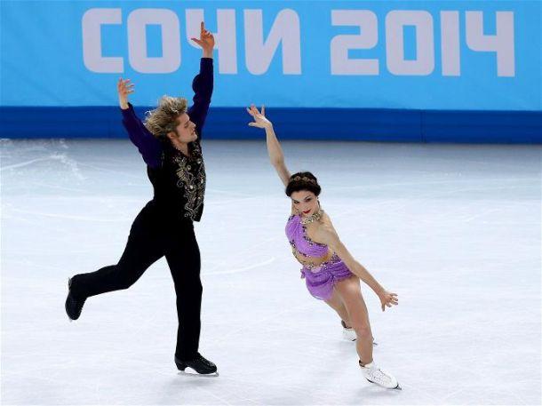 Pattinaggio, Davis e White d'oro, Italia sesta nella danza