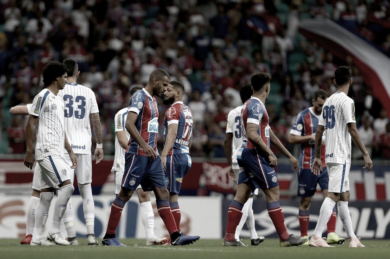 Gols e melhores momentos de Avaí 0x2 Bahia pelo Campeonato Brasileiro 2019